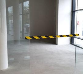 Lokal o powierzchni 42,80 m²