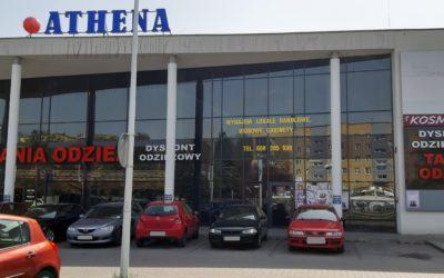 ATHENA ul. Wigilijna 2a – powierzchnia biurowa na wynajem